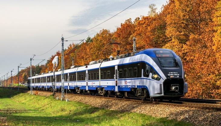 Zeroemisyjna kolej przyciągnie nowych pasażerów?