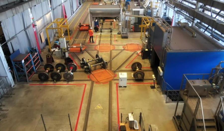 DB Cargo Polska: Rewolucja przemysłowa 4.0 w zapleczu taborowym w Rybniku