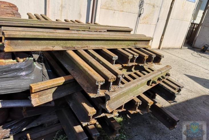 Złodziej infrastruktury złapany, wyrządził straty na pół miliona złotych