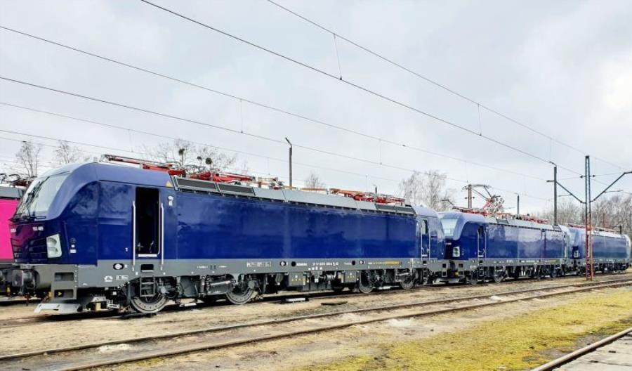 Do Polski wjechały trzy nowe Vectrony. Wkrótce w Industrial Division