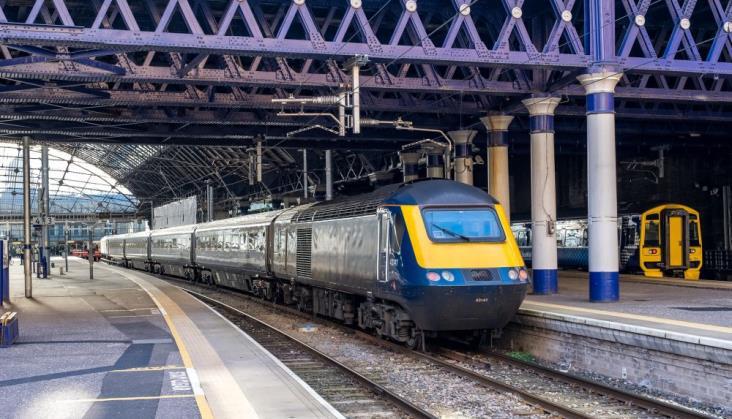 Szkockie koleje znów będą własnością publiczną. Koniec z franczyzami