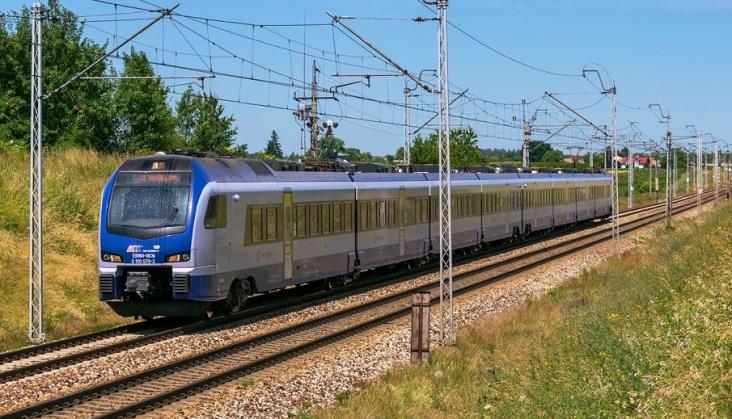 Będą pociągi Lublin – Radom – Łódź. Obsłużą je nowe Flirty