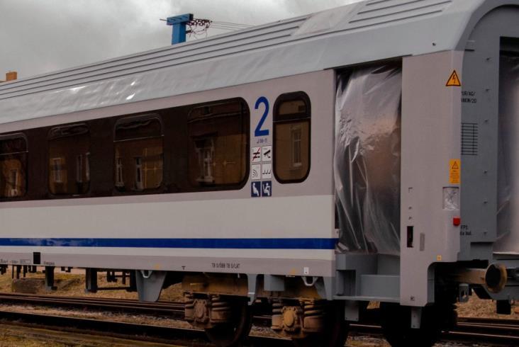 Pudła pierwszych nowych wagonów Cegielskiego dla PKP Intercity już gotowe [zdjęcia]
