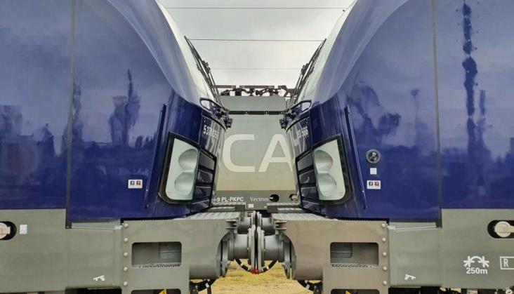 Cargounit z dużym finansowaniem na lokomotywy elektryczne i manewrowe