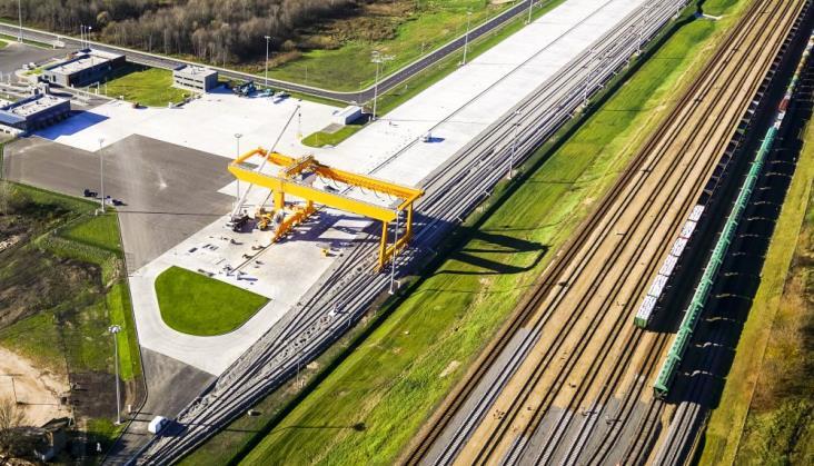 Spółka joint venture PKP Cargo i LTG Cargo ma ruszyć w III kwartale 2021 r.