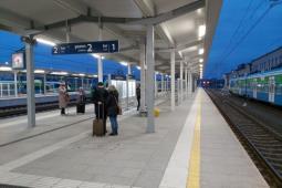 Jest przetarg na informację pasażerską dla Rzeszowa Głównego i Zachodniego