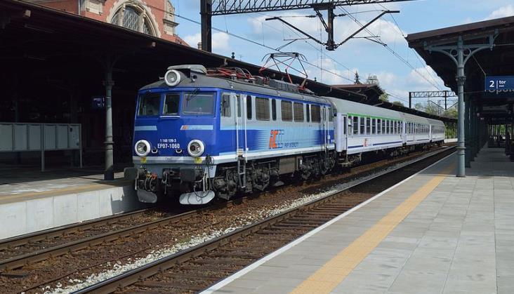 Pożar lokomotywy w Opolu, znamy szczegóły [aktualizacja]