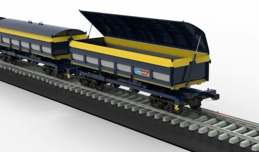 Spółki Cegielskiego zbudują innowacyjne wagony towarowe [zdjęcia]