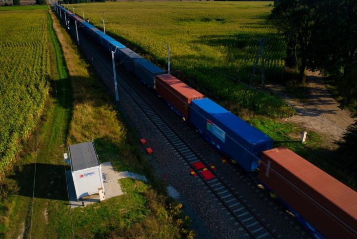 Systemy detekcji stanów awaryjnych taboru z rodziny ASDEK na polskich torach