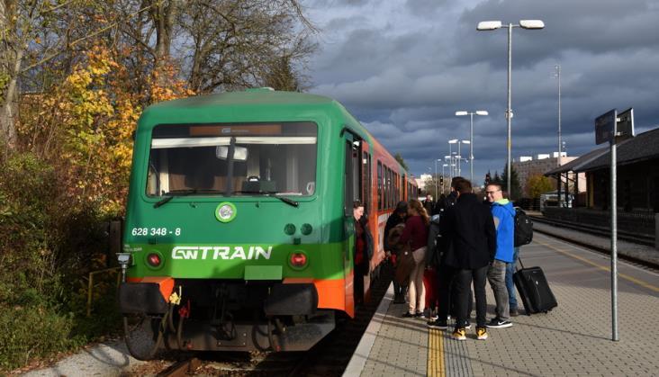 GW Train Regio przejmie część przewozów od Kolei Czeskich
