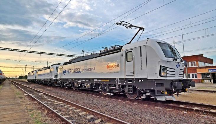 PKP Cargo International utrzymało udział w czeskim rynku