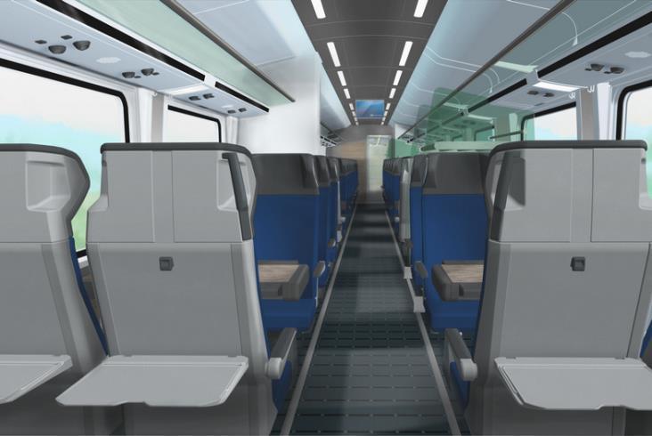 České dráhy zamawiają 180 nowych wagonów od Siemensa i Škody [zdjęcia]