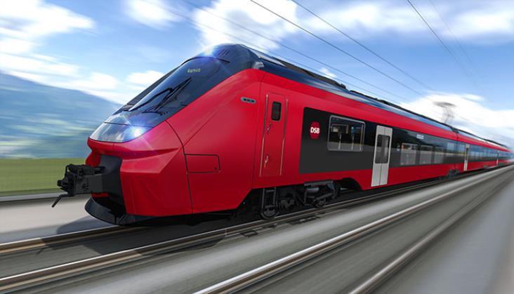 Dania: Wielomiliardowe zamówienie na nowe pociągi dla Alstomu