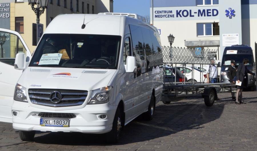 Koleje Małopolskie kupią autobusy, żeby dowieźć więcej ludzi do pociągów