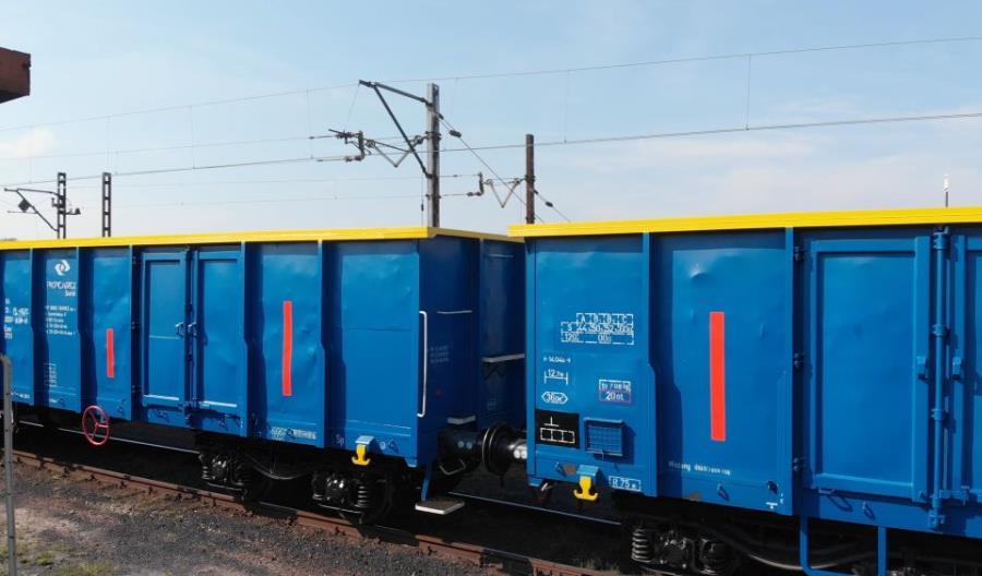 Międzynarodowa nagroda RailTech za naklejki odblaskowe na wagonach PKP Cargo Service [film]