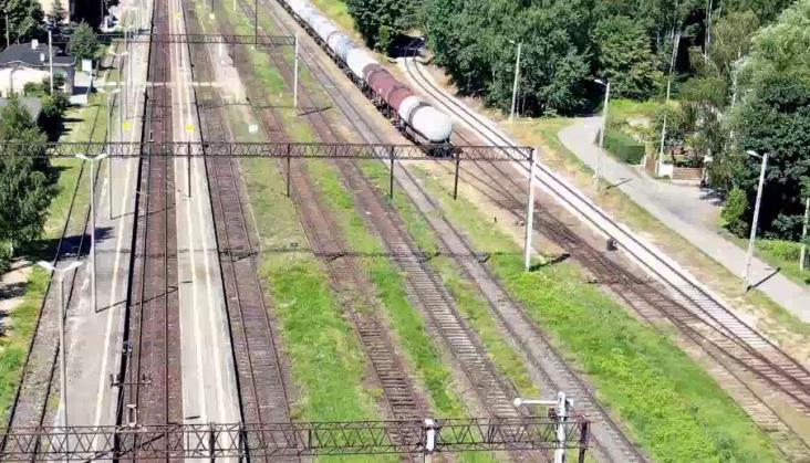 Jest umowa na przebudowę linii 221 Gutkowo – Dobre Miasto
