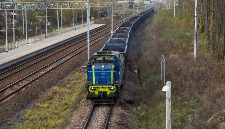 PKP Cargo zrealizuje całość dostaw węgla do Elektrowni Połaniec