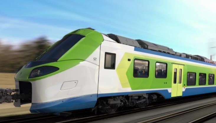 Alstom sprzeda kolejne Coradie Stream na północ Włoch