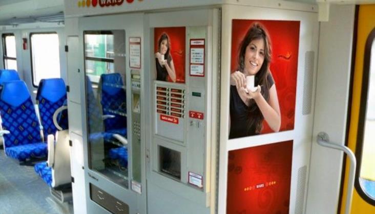 PKP Intercity szuka automatów z przekąskami do pociągów