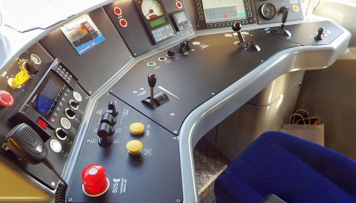 Jak powinna wyglądać nowoczesna kabina maszynisty?