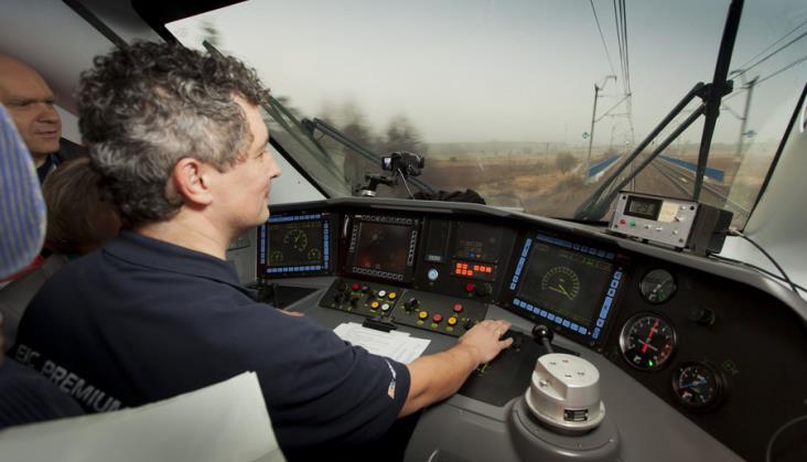 Koniec prac przy ERTMS na linii Warszawa – Gdynia