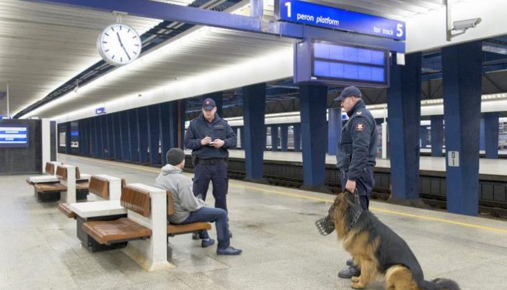 SOK: Bezpieczniejszy I kwartał na kolei