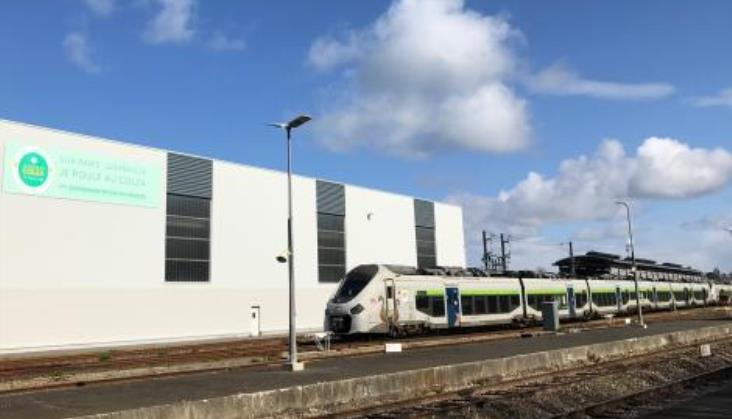 Francja. Z Paryża do Normandii pociągiem na olej rzepakowy