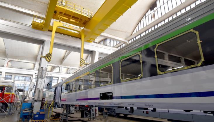 PKP Intercity przed przetargiem na modernizację swoich 192 wagonów