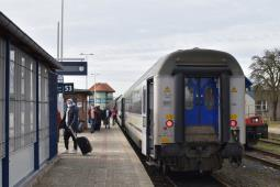 Ilu pasażerów przewiozło PKP Intercity w pierwszym kwartale 2021?
