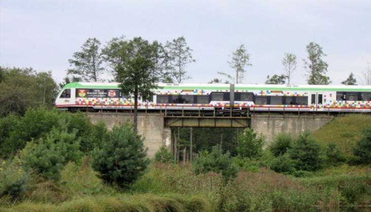 Wracają pociągi do Walił. Będą kursować codziennie