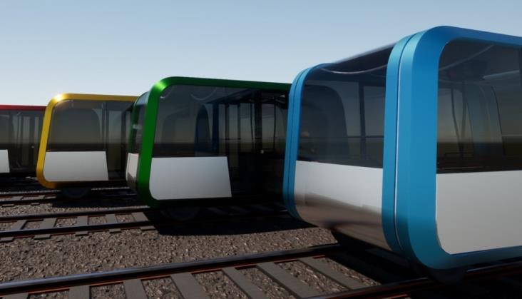 Akiem i Taxirail. Współpraca przy autonomicznych pojazdach szynowych