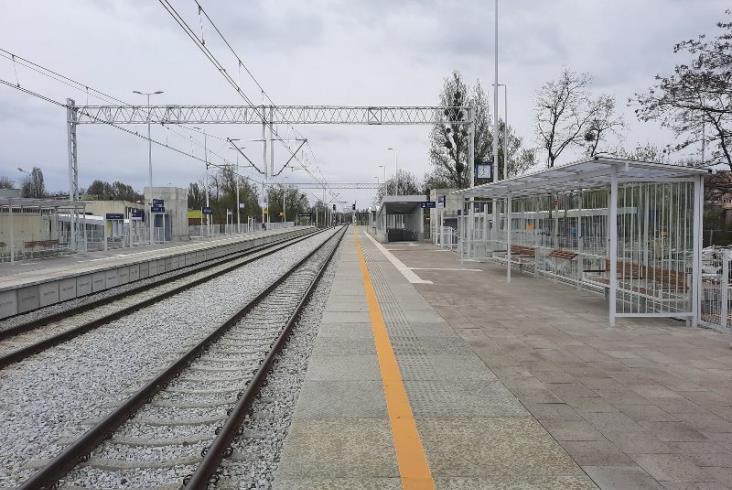 Łódź Żabieniec – windy ułatwią dostęp do pociągów