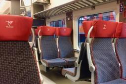 Przewoźnicy zadowoleni ze złagodzenia limitu miejsc w pociągach