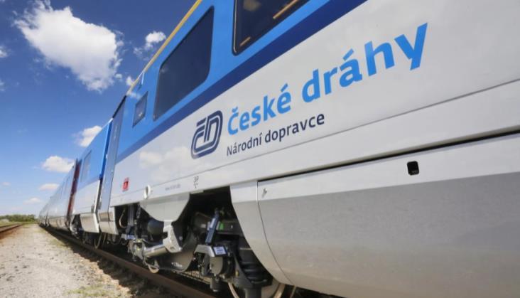 Nowa marka pociągów InterJet w Czechach. Dedykowana nowym wagonom