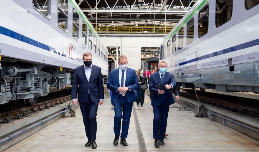 Spółka PKP Intercity Remtrak ma nową siedzibę [zdjęcia]