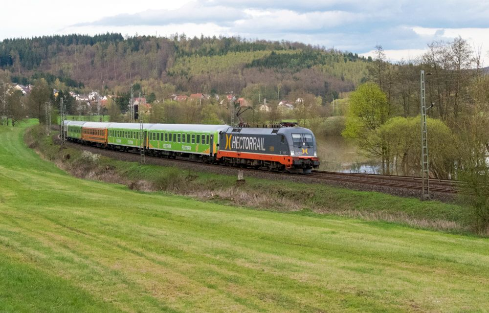 Flixtrain wraca na tory... i rozbudowuje ofertę połączeń kolejowych