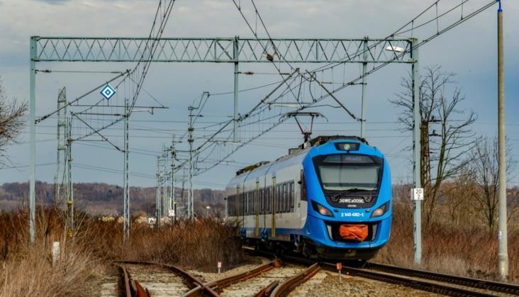 Ruch pociągów na odcinku Wodzisław Śląski – Olza przywrócony po czterech dniach