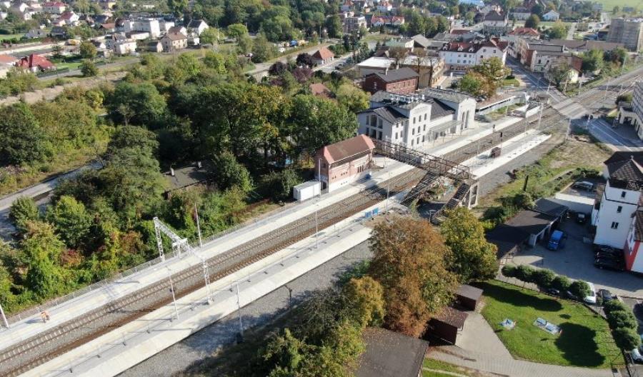 PLK pokazuje postęp prac na magistrali E30 na odcinku Kędzierzyn-Koźle – Opole [zdjęcia]