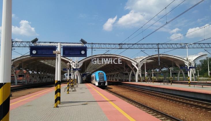 Koleje Śląskie przedstawiają rozkład jazdy z Gliwic do Bytomia. Pociągów będzie więcej