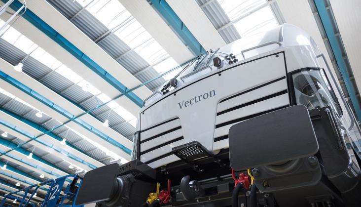 Lokomotywa Vectron z nowymi certyfikatami TSI taboru