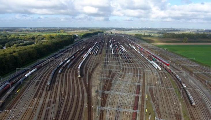 Siemens zmodernizuje największą towarową stację kolejową w Holandii