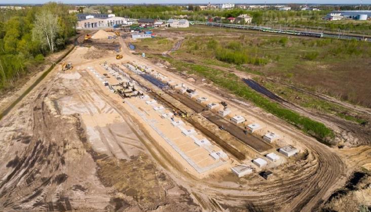 Koleje Mazowieckie: Liczymy na realizację większego projektu w Sochaczewie