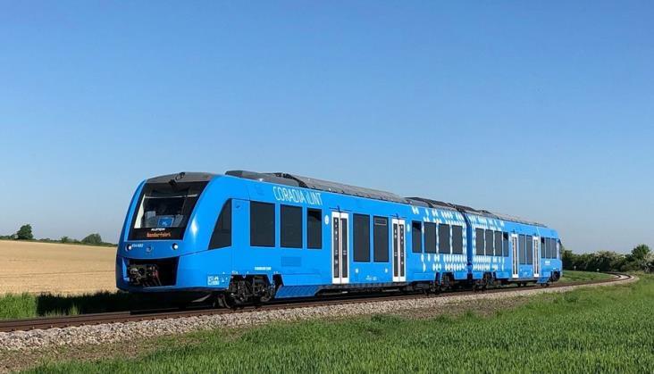 Wodór na kolei: Przyszłość bliska czy daleka?
