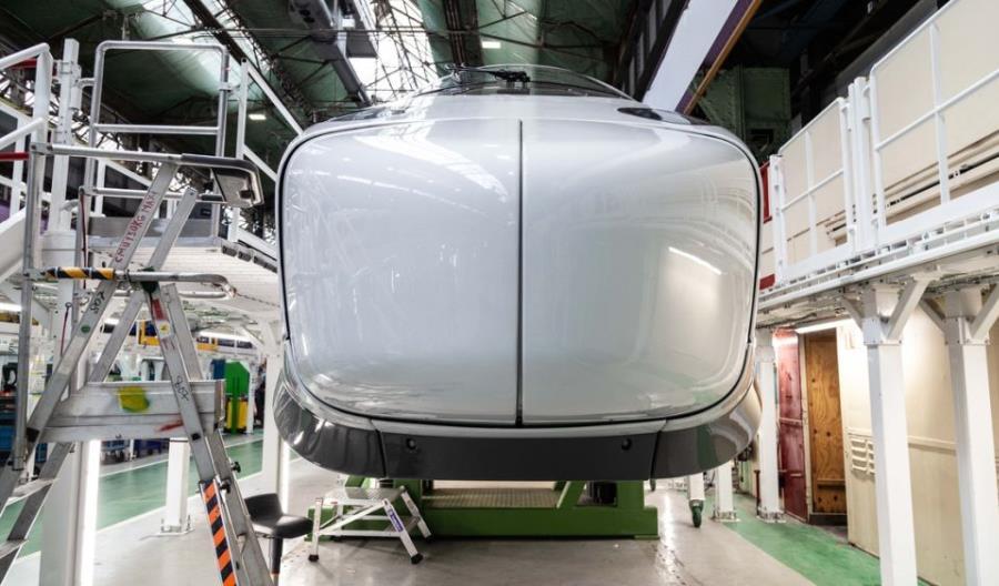 Avelia Horizon zaprezentowana. Czwarta generacja TGV