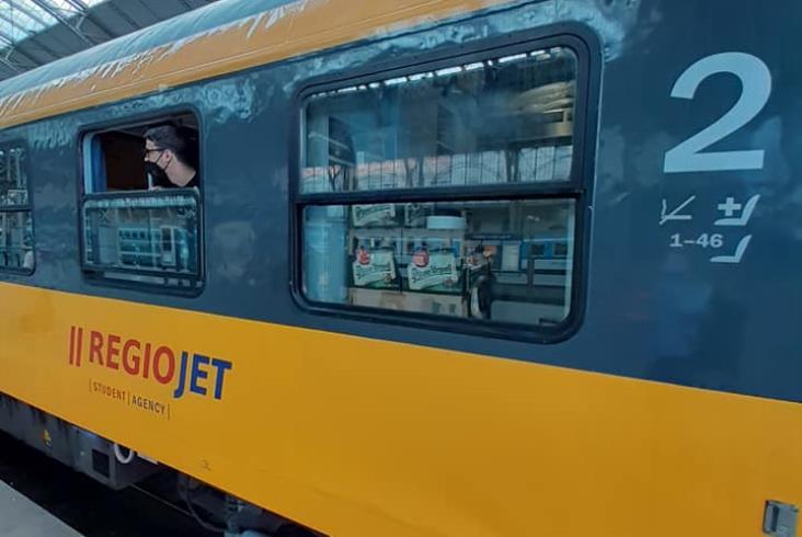 RegioJet wznowił kursy do Chorwacji [zdjęcia]