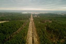 Szereg działań dla środowiska na odbudowie linii 182 do Pyrzowic