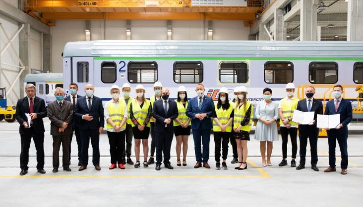 PKP Intercity: Kolejny etap rozbudowy Remtraku zakończony