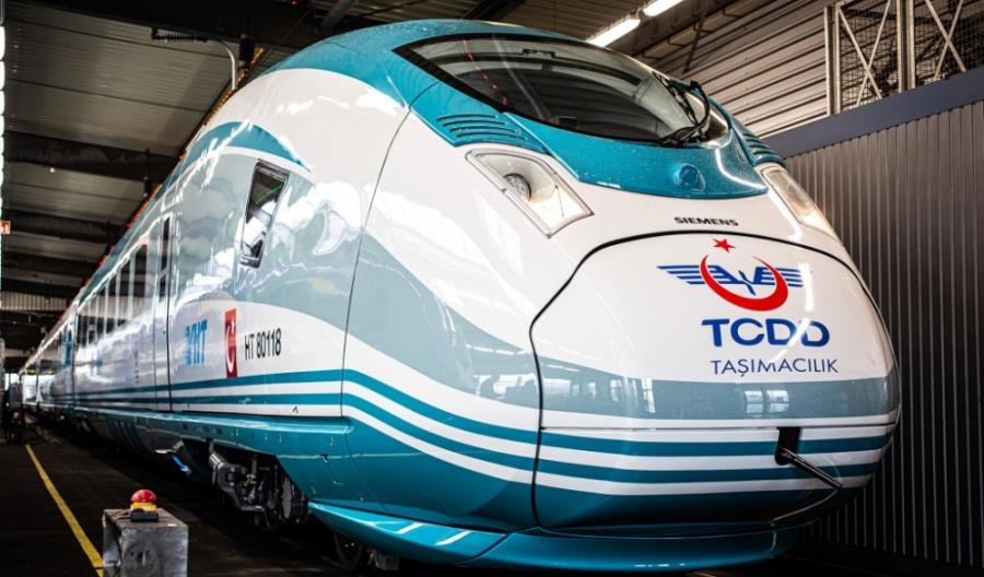 Siemens zakończył dostawę pociągów dużych prędkości Velaro dla Turcji