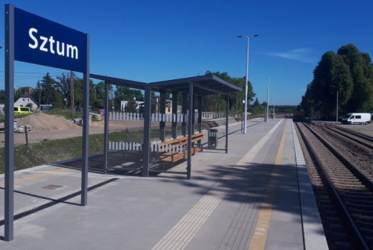 Znowu nie uda się otworzyć linii 207 Malbork – Kwidzyn