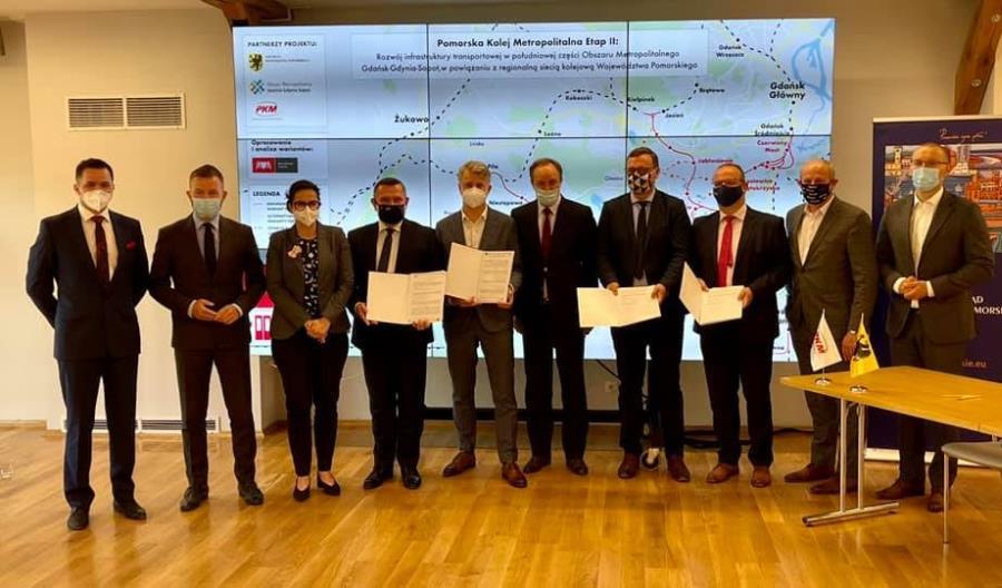 Umowa na studium dla PKM Południe podpisana